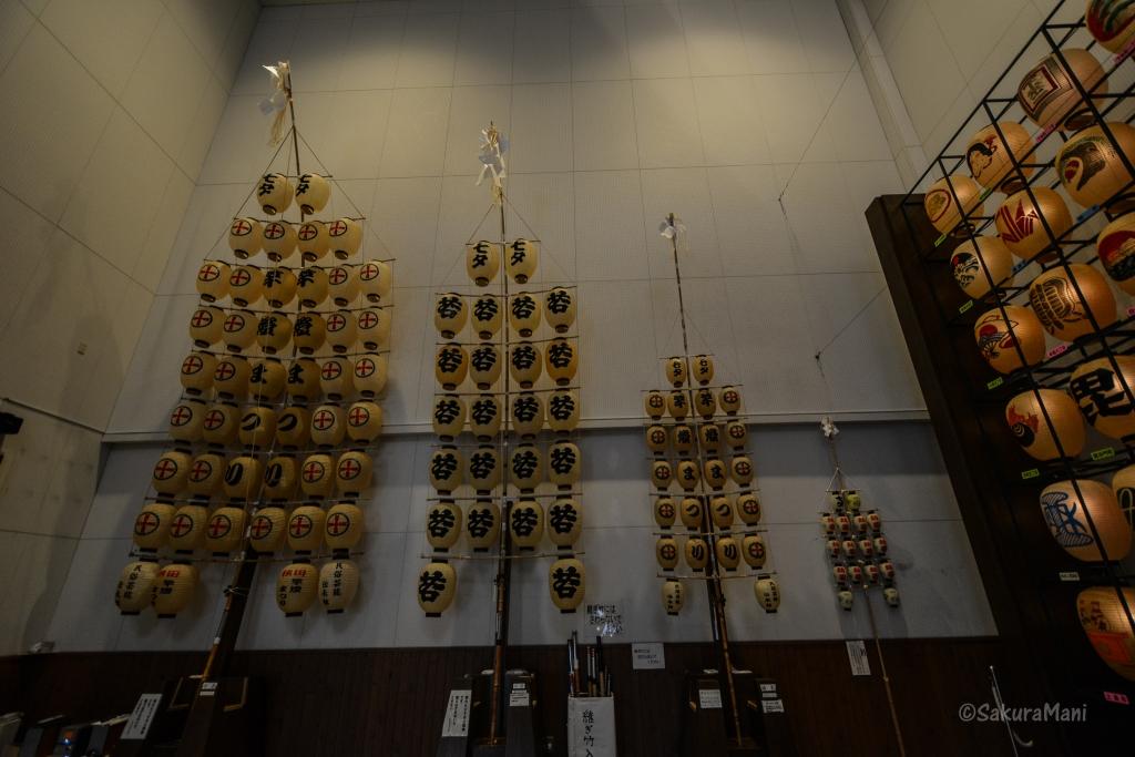 Neburinagashikan, Kanto festival centre