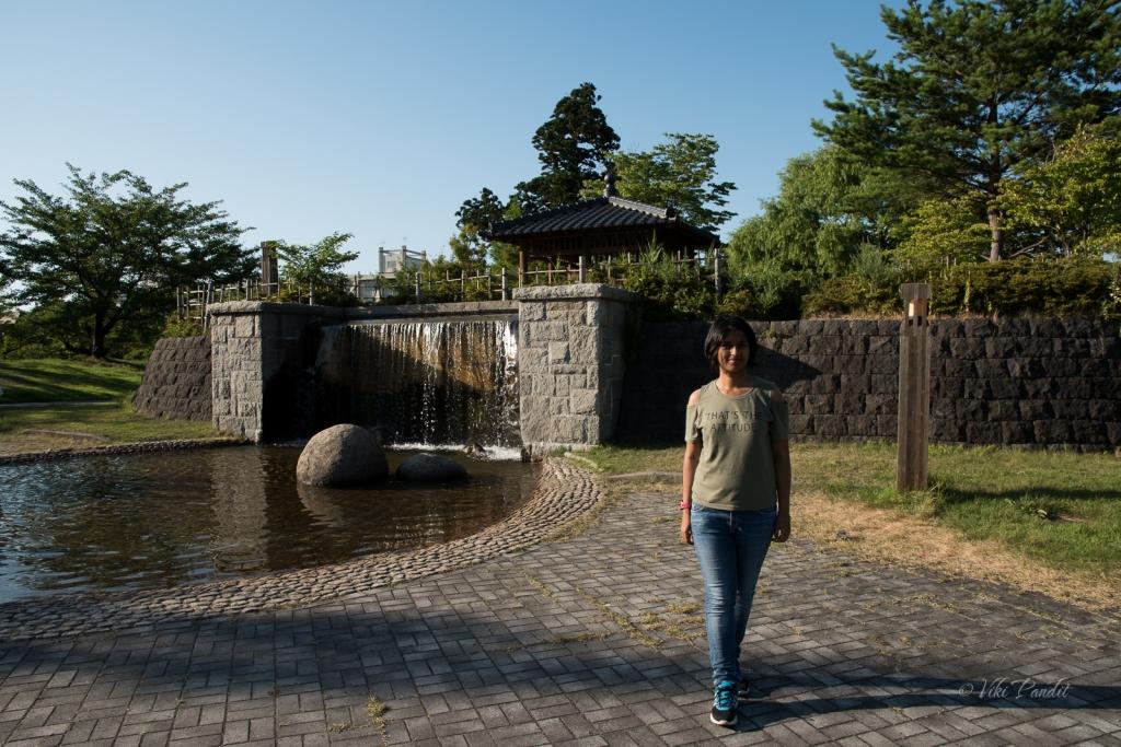 Tsuruoka Park