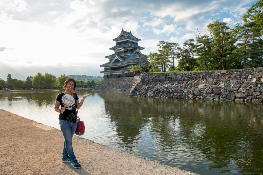 Welcome to Matsumoto Castle