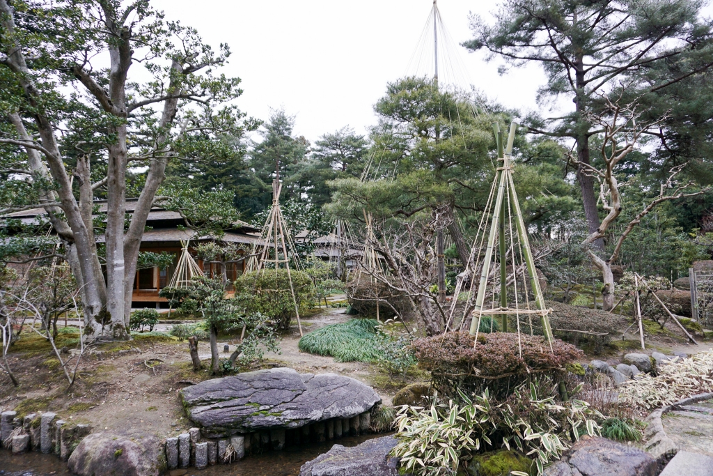 Kenroku-en garden