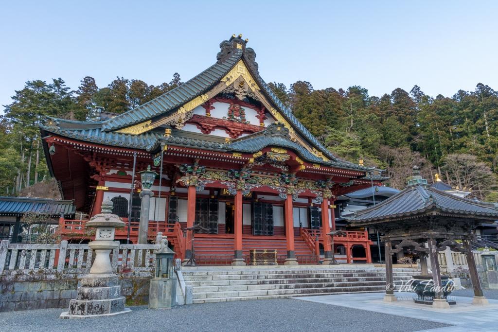 Minobusan Kuon-ji temple
